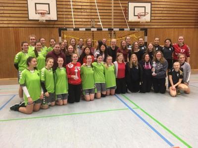 Vorschaubild zur Meldung: Regionspokal der weiblichen A-Jugend: Vechelde/Woltorf/Zweidorf/Bortfeld vorn
