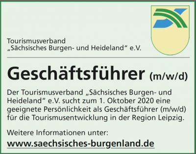 Vorschaubild zur Meldung: Tourismusverband sucht Geschäftsführer (m/w/d)