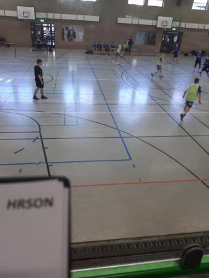 Vorschaubild zur Meldung: Nachwuchsförderung: Schiedsrichtercoaching im Jugendpokal
