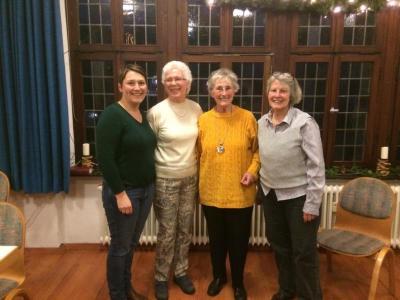 Foto zur Meldung: Kinderschutzbund zu Besuch bei der Evangelischen Frauenhilfe