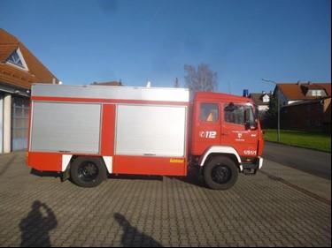 Alter RW 1 Feuerwehr Großenlüder