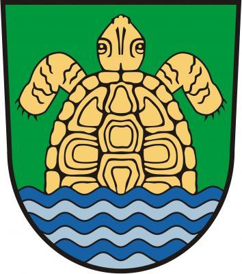 Wappen der Gemeinde Grünheide (Mark)