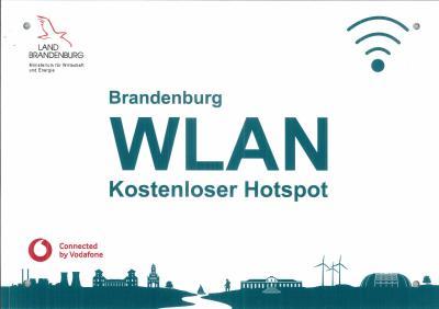 Vorschaubild zur Meldung: kostenloses WLAN am Gemeindehaus in Bornsdorf