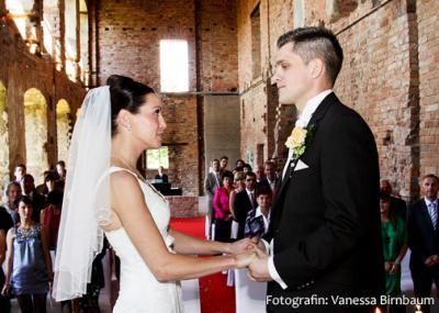 Vorschaubild zur Meldung: Termine für Eheschließungen