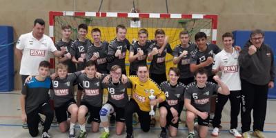 Vorschaubild zur Meldung: HG ELM entscheidet Regionspokalfinale der männlichen B-Jugend für sich