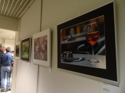 """Foto zur Meldung: Ausstellung """"gerahmt"""" der Fotofreunde Nauheim eröffnet"""
