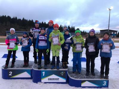 Foto zur Meldung: TSC-NK-Lauf in Oberhof