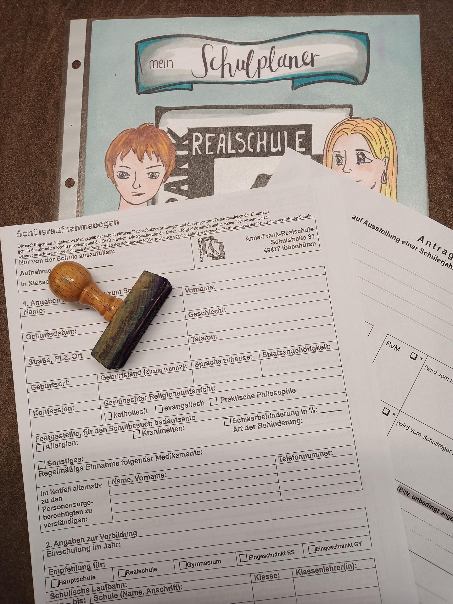 Bild der Meldung: Anmeldungen für die neuen Klassen 5