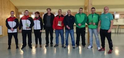 Vorschaubild zur Meldung: Letzter Wettkampftag Verbandsliga Luftgewehr / Luftpistole Frei in Gölzau