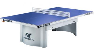 unsere neue Tischtennisplatte
