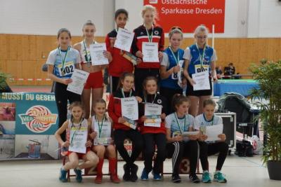 Foto zur Meldung: Ostsächsische Hallenmeisterschaften 2020