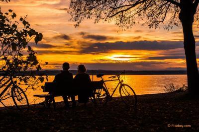 Vorschaubild zur Meldung: Gefährlich: Fahrradfahren ohne Licht