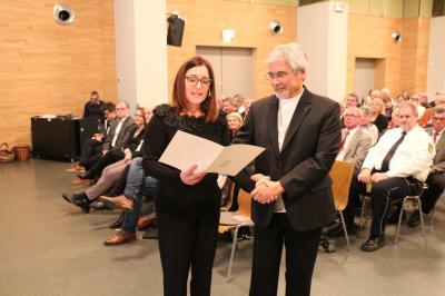 Vorschaubild zur Meldung: Ehrennadel des Landes Baden-Württemberg für Dieter Threumer