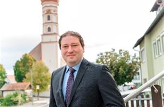 Amtsantritt von Bürgermeister Dr. Hans-Peter Reck
