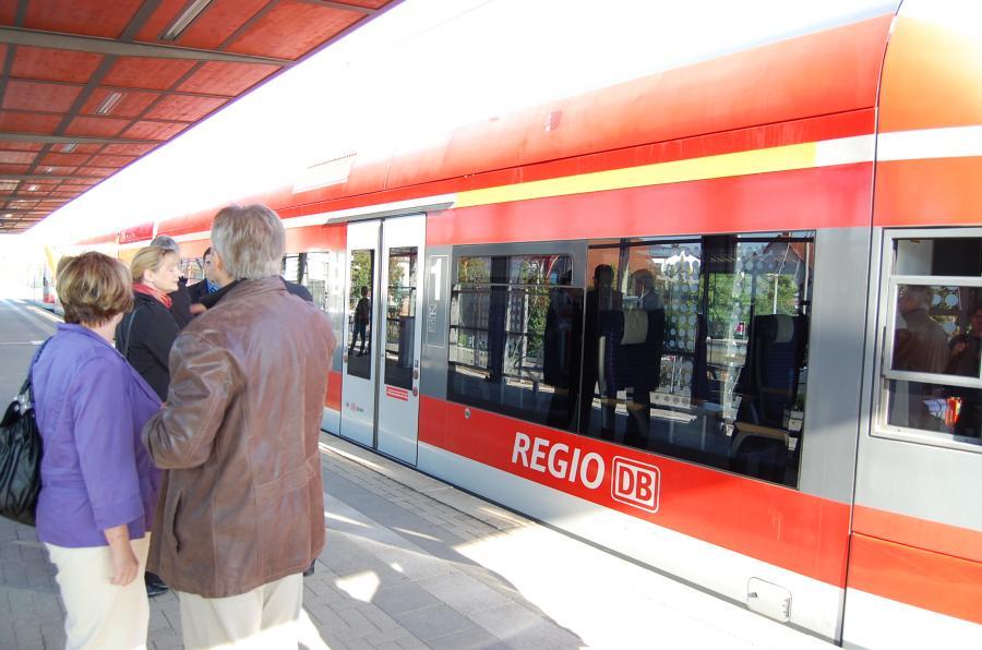 Demografie Tarifvertrag Deutsche Bahn