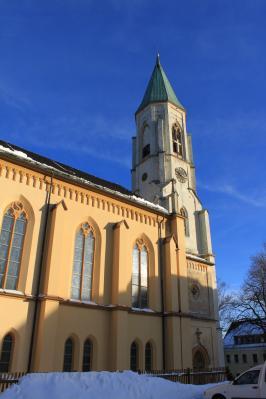 Kirche Oberwiesenthal