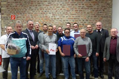 Vorschaubild zur Meldung: Bernd Kram neuer Schiedsrichterwart im Handballkreis Aachen/Düren