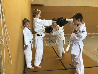 Vorschaubild zur Meldung: 50 Jahre Judo im MTV Beedenbostel