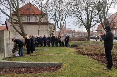 Vorschaubild zur Meldung: Holocaust-Gedenken in Kyritz
