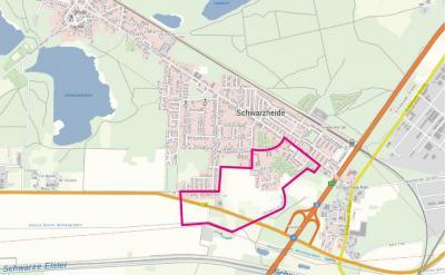 Foto zur Meldung: Hinweise auf Grundwasserverunreinigungen im südlichen Teil der Stadt Schwarzheide