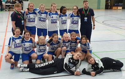 Foto zur Meldung: 2. Mannschaft D-Jugend – Siegreicher Auswärtsspieltag