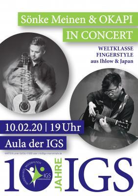 Poster Konzert 10.2.20