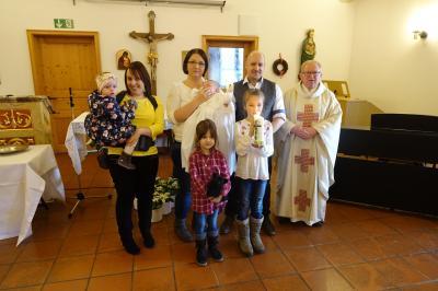 Foto zur Meldung: Taufe ist Aufnahme in die Pfarrgemeinde