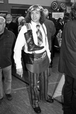 Foto zur Meldung: Trauer um Stephan Uhlig, den Calauer Schusterjungen