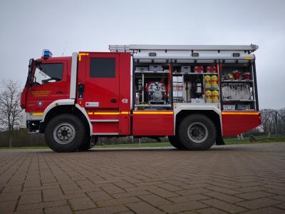 Vorschaubild zur Meldung: KFW - Fahrzeugübergabe LFKatS in Braunschweig
