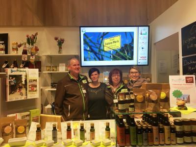 Vorschaubild zur Meldung: Erfolgreiche Präsentation auf der Internationalen Grünen Woche in Berlin