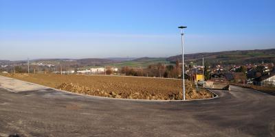 """Baugebiet """"Zehn Morgen"""""""