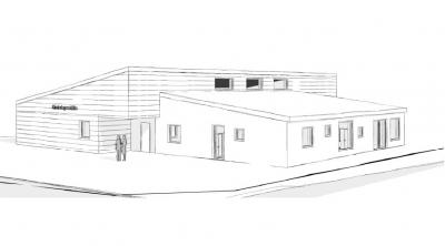 Neubau Kita Bimbach
