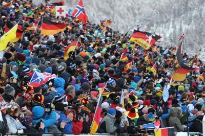 Die Biathlonfans dürfen sich freuen. Am 13. Februar 2020 beginnt in der Südtirol Arena die IBU - Biathlon-Weltmeisterschaft - Foto: Hahne