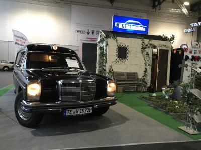 MB /8 Club Deutschland auf der Bremen Classic Motorshow 2020
