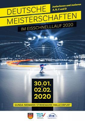 Vorschaubild zur Meldung: Große Junioren-DM in Erfurt