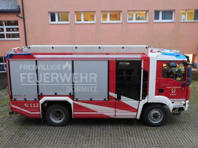Vorschaubild zur Meldung: Tatütata, die Feuerwehr ist da!