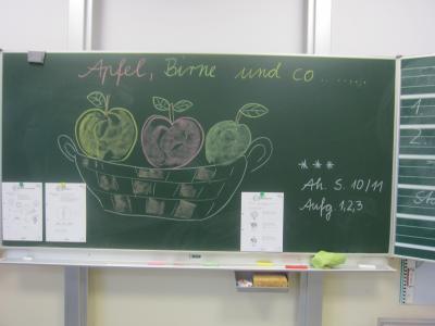Apfel, Birne & Co
