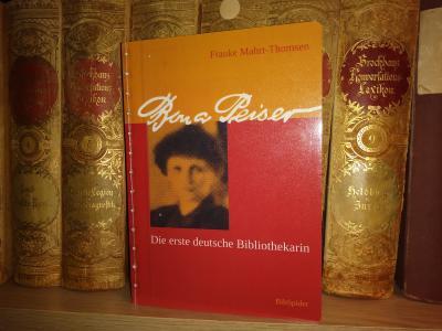 Stadt Perleberg | Buch über Bona Peiser in der Stadtbibliothek ausleihbar.