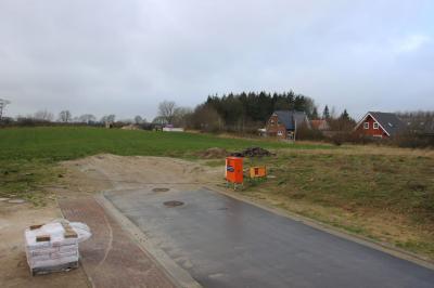 Foto zur Meldung: 2. Bauabschnitt in Borgwedel