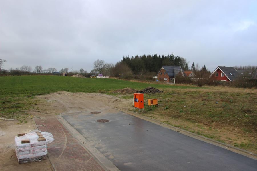 Bild der Meldung: 2. Bauabschnitt in Borgwedel