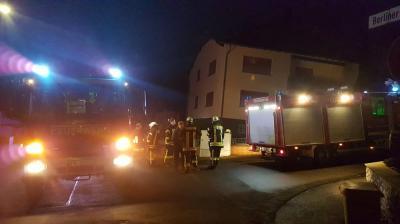 Einsatz - Ortenberg: Amtshilfe für die Polizei