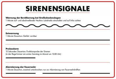 Foto zur Meldung: Was sind denn das für Sirenentöne? Hier die Antwort...