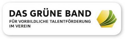 """Das """"Grüne Band"""" 2020 für vorbildliche Talentförderung – Jetzt bewerben!"""