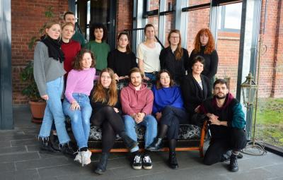 Die ZEIT CAMPUS Redaktion war am 3. und 4. Februar in Wittenberge zu Gast  I Foto: Martin Ferch