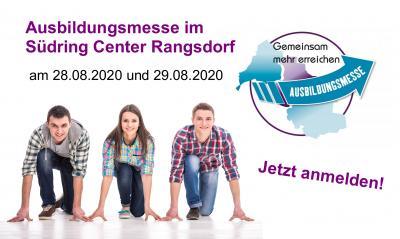 Vorschaubild zur Meldung: 14. Ausbildungsmesse der Gemeinden Blankenfelde-Mahlow, Großbeeren und Rangsdorf