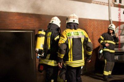 Die Freiwillige Feuerwehr Battenberg im Einsatz