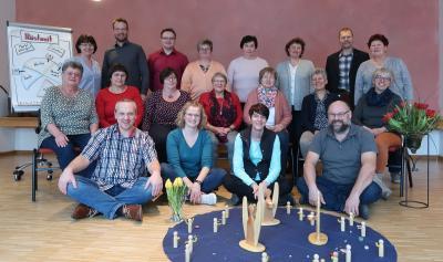 Foto zur Meldung: Kirchenvorsteher-Rüstzeit