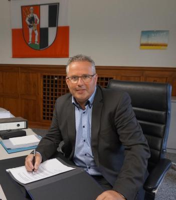Erster Bürgermeister Stefan Busch
