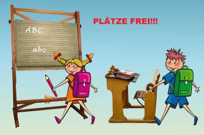 Vorschaubild zur Meldung: FREIE PLÄTZE IN DER HAUSAUFGABENHILFE
