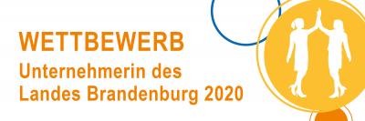 """Foto zur Meldung: """"Unternehmerin des Landes Brandenburg"""" 2020"""